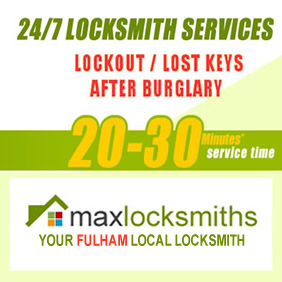 Fulham locksmiths