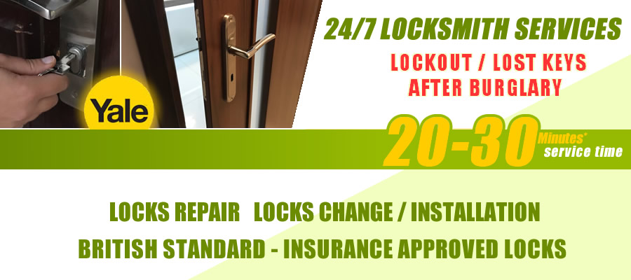 Fulham locksmith services